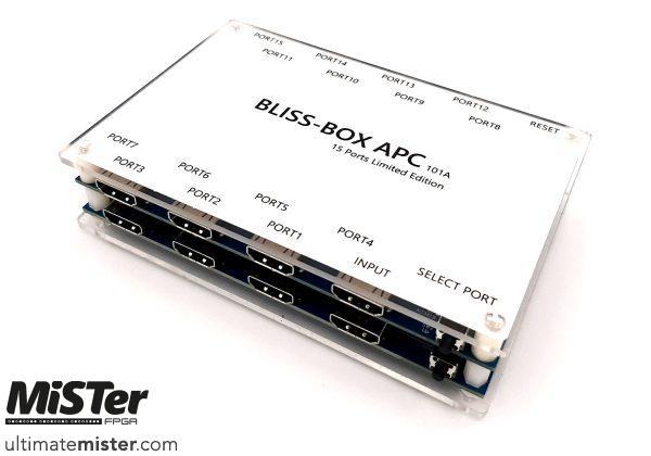 BlisSTer APC 15 Ports Limited Edition (Advanced Port Replicator)
